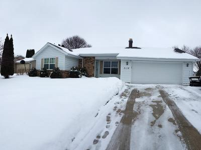 Rock County Single Family Home For Sale: 2118 Morningside Dr