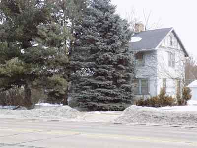 Janesville WI Single Family Home For Sale: $120,000