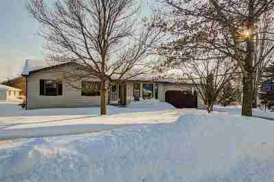 Sauk County Single Family Home For Sale: 1416 Harvest Ln