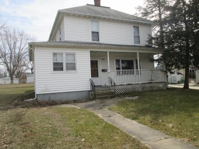 Platteville Single Family Home For Sale: 435 Southwest Rd