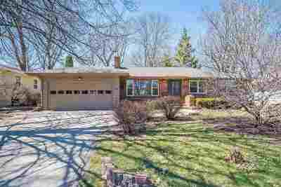 Madison Single Family Home For Sale: 462 S Midvale Blvd