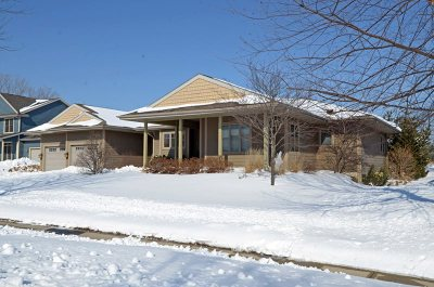 Dane County Single Family Home For Sale: 2821 Hollyhock St
