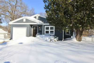 Dane County Single Family Home For Sale: 465 Charles Ln