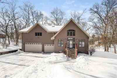 Merrimac WI Single Family Home For Sale: $409,000