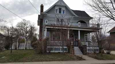 Stoughton Single Family Home For Sale: 616 S Madison St