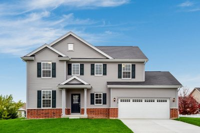 Deforest Single Family Home For Sale: 947 Lavender Way