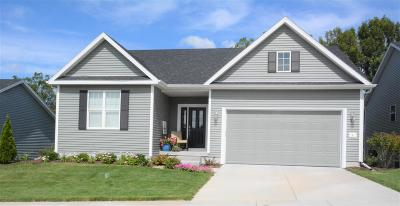 Verona Single Family Home For Sale: 2 Rustling Birch Ct