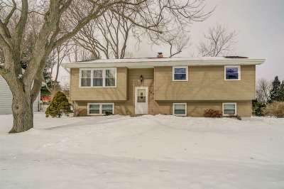 Deforest Single Family Home For Sale: 308 Mohawk Tr