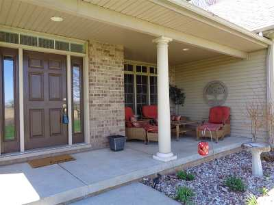 Mount Horeb Single Family Home For Sale: 2655 Lunde Ln