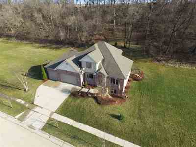 Green County Single Family Home For Sale: 168 Valle Tell Dr