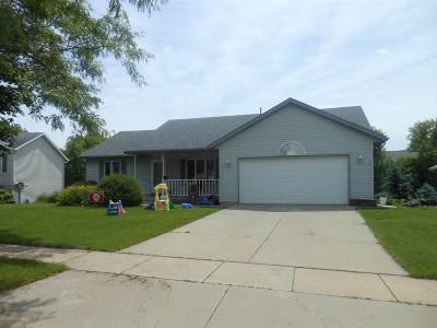 Mount Horeb Single Family Home For Sale: 717 Brookview Tr