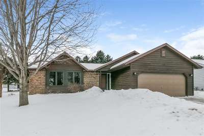 Waunakee Single Family Home For Sale: 1019 Monteray Ln