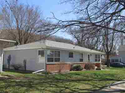 Richland Center Single Family Home For Sale: 591 S Park St