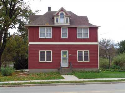 Cross Plains Single Family Home For Sale: 1414 Main St