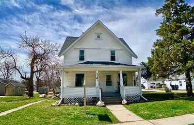 Rock County Single Family Home For Sale: 116 Depot St