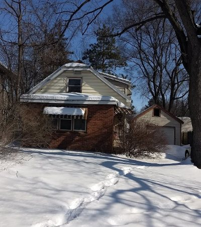 Middleton Single Family Home For Sale: 2303 Parmenter St