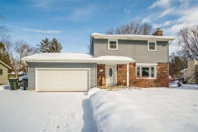 Sun Prairie Single Family Home For Sale: 901 Lori Ln