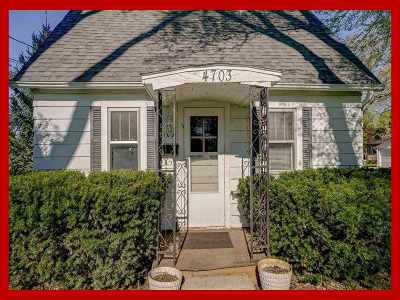 Madison Single Family Home For Sale: 4703 Maher Ave