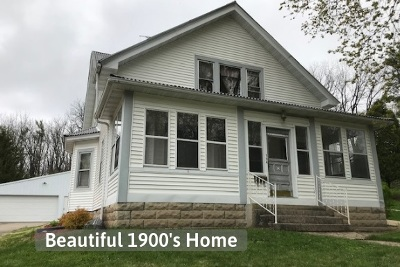 Darlington Single Family Home For Sale: 134 Hill St