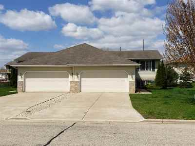 Green County Multi Family Home For Sale: 335-337 Vorndran Dr