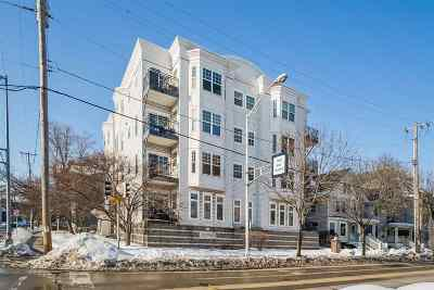 Madison Condo/Townhouse For Sale: 350 W Wilson St #204