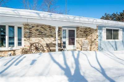Wisconsin Dells Single Family Home For Sale: 4163 Hwy 23