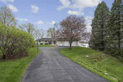 Merrimac WI Single Family Home For Sale: $669,000