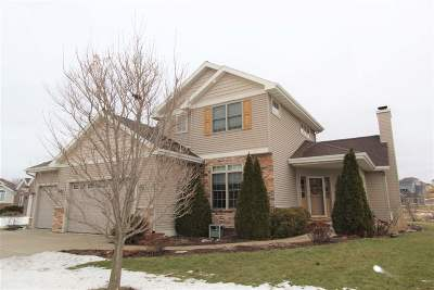 Waunakee Single Family Home For Sale: 1205 Stone Edge Ct