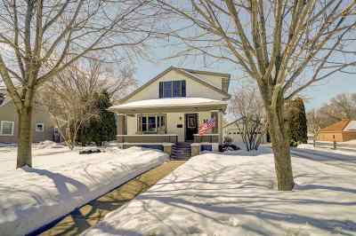 Sun Prairie Single Family Home For Sale: 180 Union St