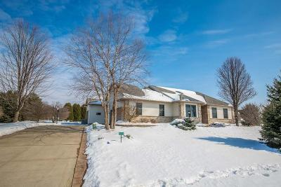 Sun Prairie Single Family Home For Sale: 6654 Longhorn Ln