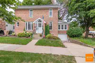 Madison Single Family Home For Sale: 749 Baltzell St