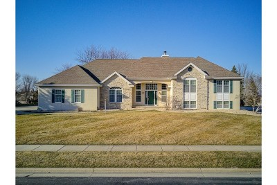 Madison Single Family Home For Sale: 7626 Welton Dr