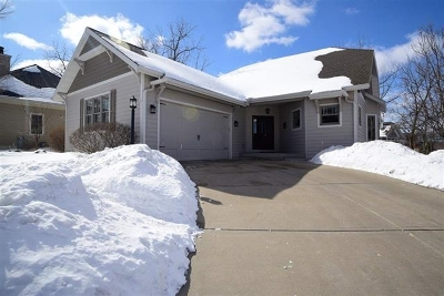 Fitchburg WI Single Family Home For Sale: $638,000