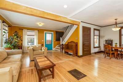 Madison Single Family Home For Sale: 2814 Union St
