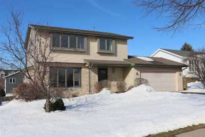 Madison WI Single Family Home For Sale: $295,000