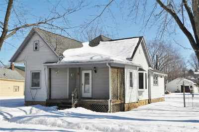 Muscoda Single Family Home For Sale: 330 N 2nd St