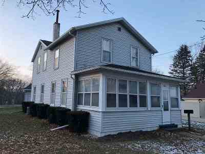 Walworth County Single Family Home For Sale: 320 N Jefferson St