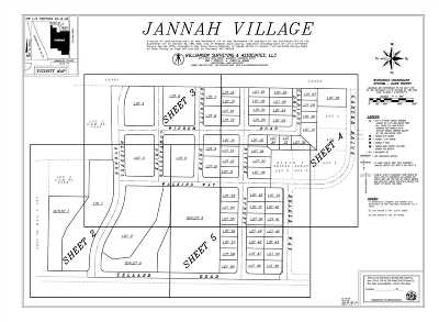 Madison Residential Lots & Land For Sale: L7-L59 Jannah Village Plat