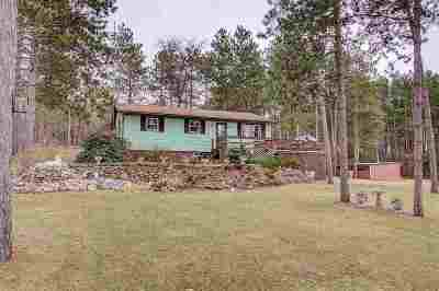Pardeeville Single Family Home For Sale: N5422 Dunning Rd