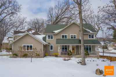 Fitchburg Single Family Home For Sale: 3059 Portarligton Ln