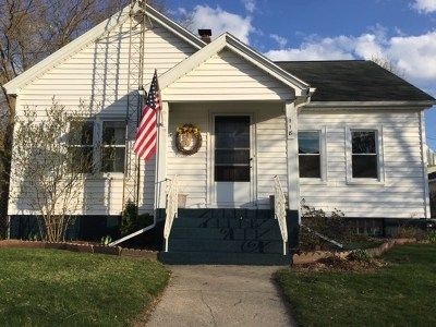 Columbia County Single Family Home For Sale: 118 E Marion St