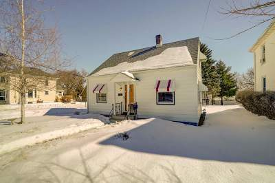Sun Prairie Single Family Home For Sale: 199 Vine St