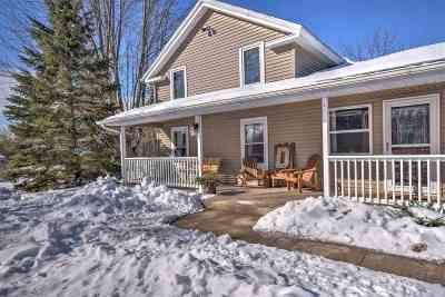 Cottage Grove WI Single Family Home For Sale: $249,900
