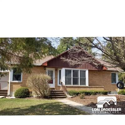 Platteville Single Family Home For Sale: 430 Jefferson St