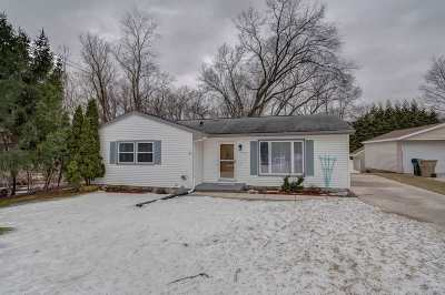 Madison Single Family Home For Sale: 2338 Harley Dr