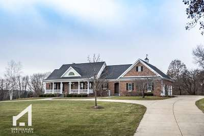 Middleton Single Family Home For Sale: 4875 Champions Run