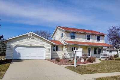 Waunakee WI Single Family Home For Sale: $329,900