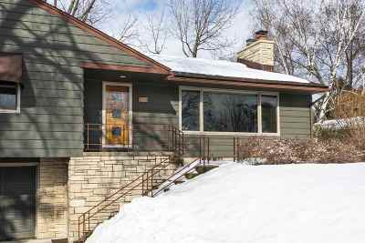 Madison WI Single Family Home For Sale: $315,000