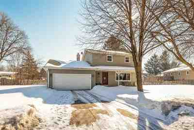 Sun Prairie Single Family Home For Sale: 215 Davison Dr