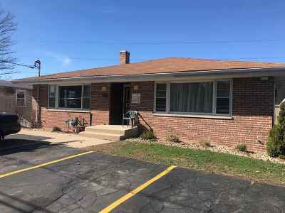 Madison Multi Family Home For Sale: 300 Coyier Ln